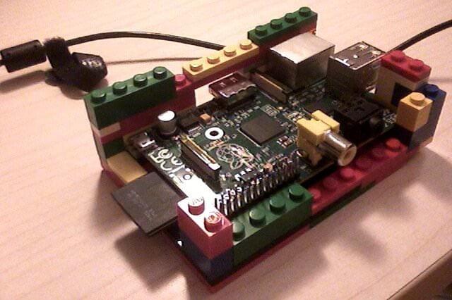Come costruire un case per raspberry con i lego - Costruire un case ...