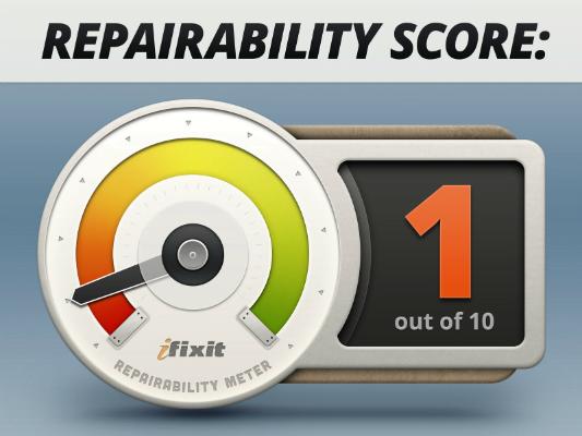 htc-one-punteggio-ifixit