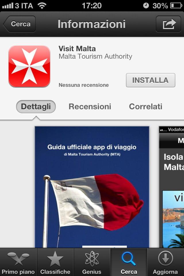 App Visit Malta