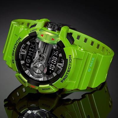 68d8889ac0b0 Da Casio ecco il GBA-400 G-Shock • SocialandTech