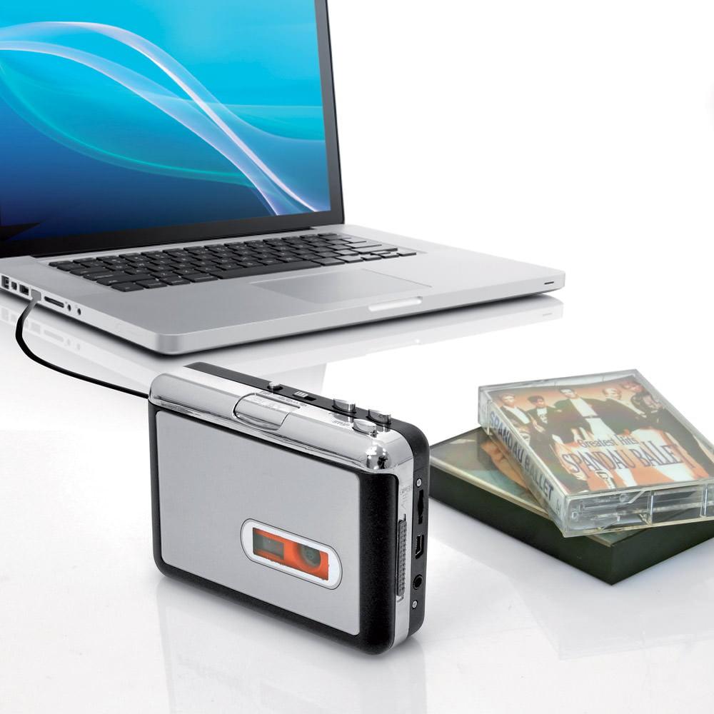 Convertire musicassette in formato MP3 si può grazie al lettore D-mail