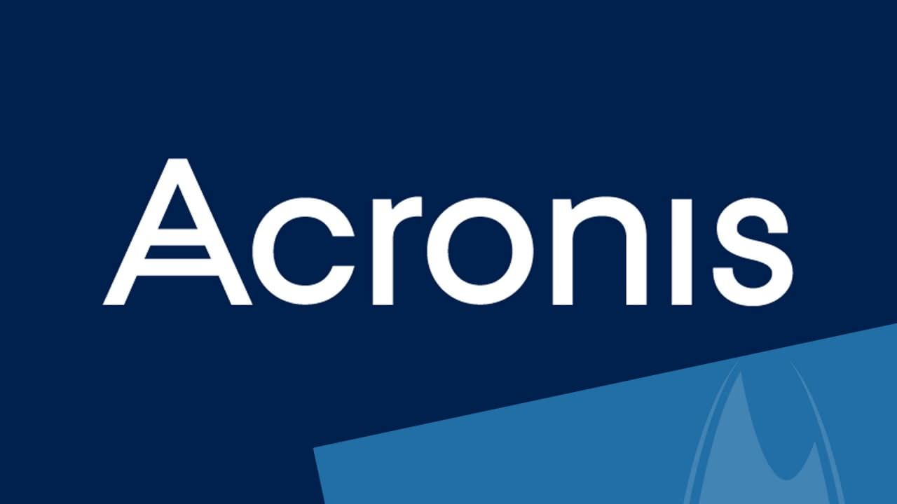 Acronis ed il suo True Image Cloud