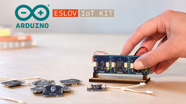 ESLOV is the new IoT invention kit from Arduino_now live on Kickstarter