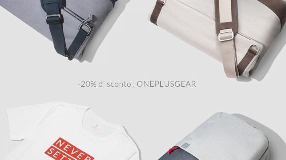 OnePlus Gear, non perdere questa occasione