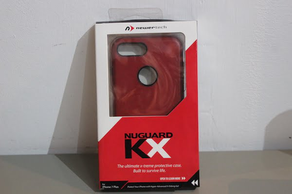 Recensione NewerTech NuGuard KX Cases per iPhone 7 Plus