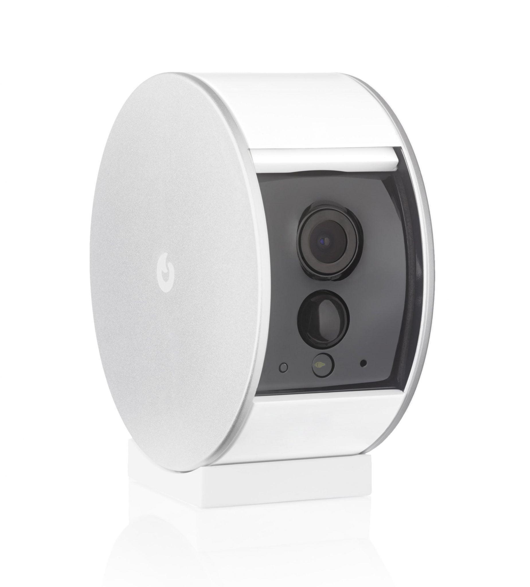 Grazie a myfox security camera e myfox home alarm - Myfox home alarm ...