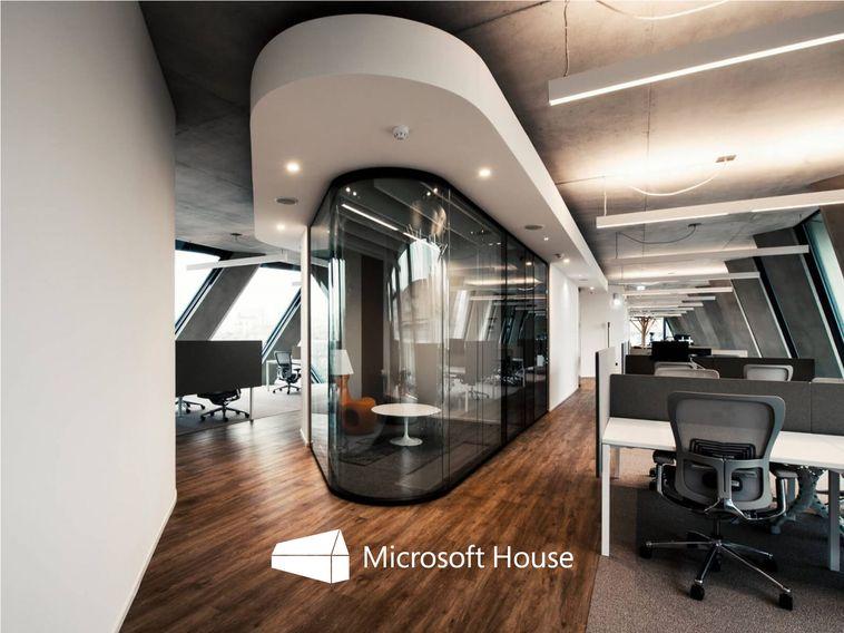 DEGW progetta gli interni per Microsoft