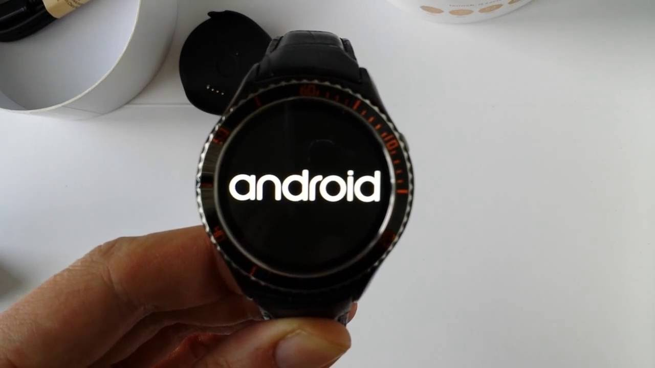 Recensione Smart watch Android IQI-I3