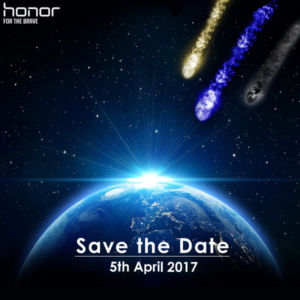 HONOR | Save the Date: 5 Aprile 2017
