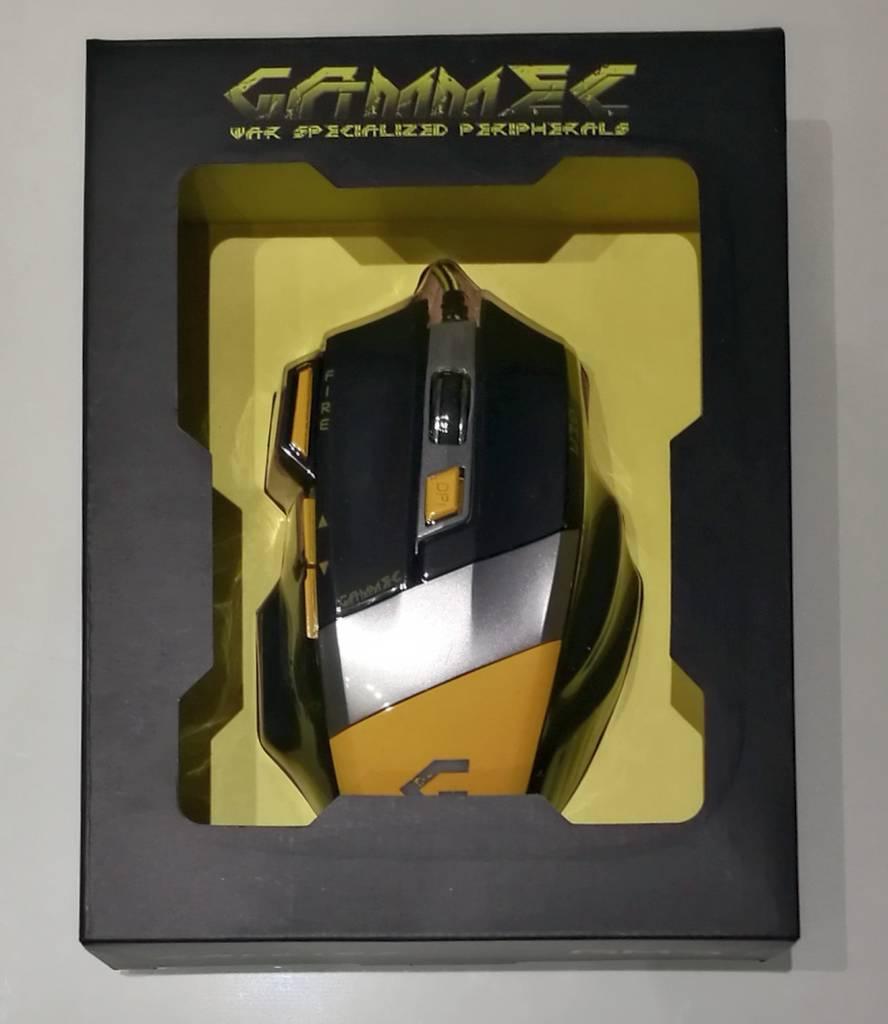 Mouse Gaming GAMMEC GM3