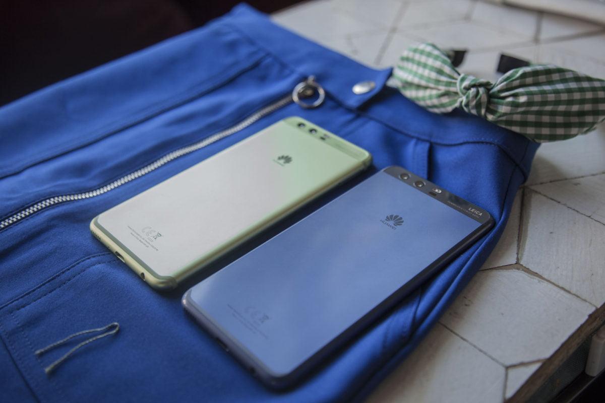 Huawei e Pantone insieme per i nuovi Huawei P10 e P10 Plus Greenery e Dazzling Blue