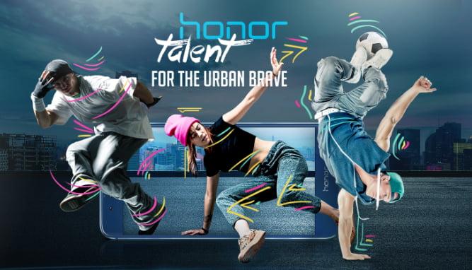 I talenti degli street sport hanno un nuovo trampolino di lancio: Honor Talent