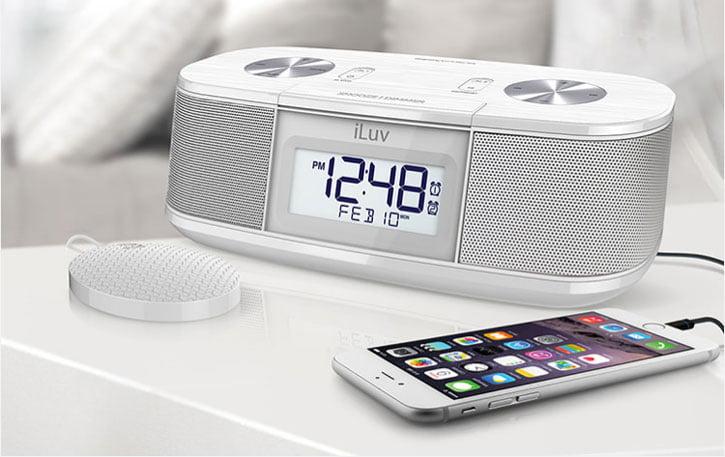 TimeShaker Micro di iLuv, una soluzione per svegliarsi al meglio ma non solo