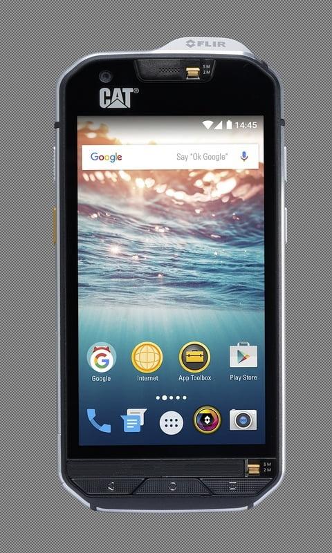 Cat® S60, lo smartphone tough ideale per gli sport estivi