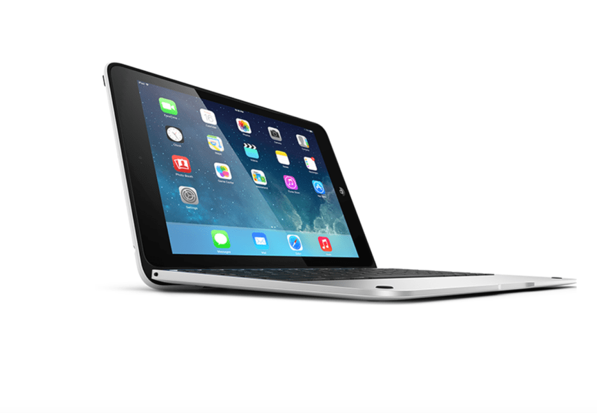 ClamCase Pro, la cover definitiva per iPad Air