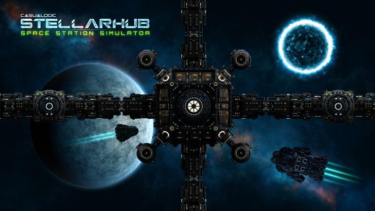 StellarHub ora disponibile su Steam per Windows PC